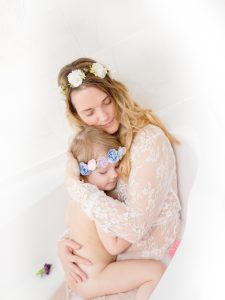 Milk Bath Portraits essex