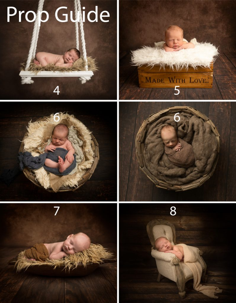 newborn baby PROP GUIDE essex p1