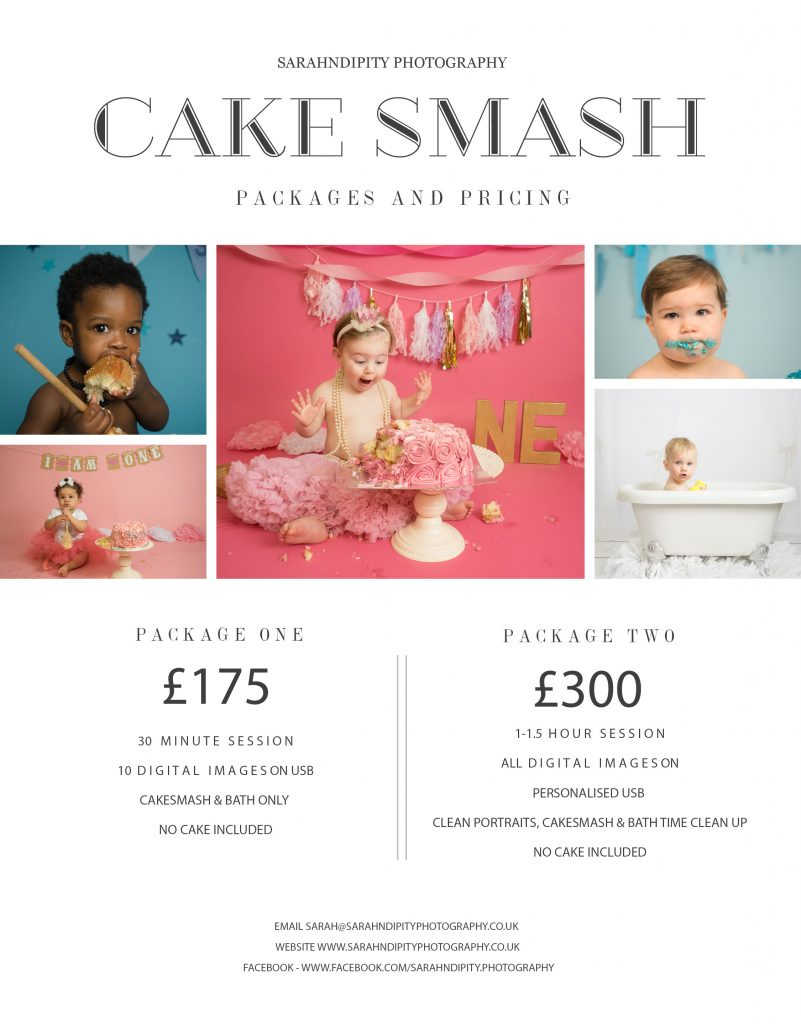 Cakesmash Photographer Essex