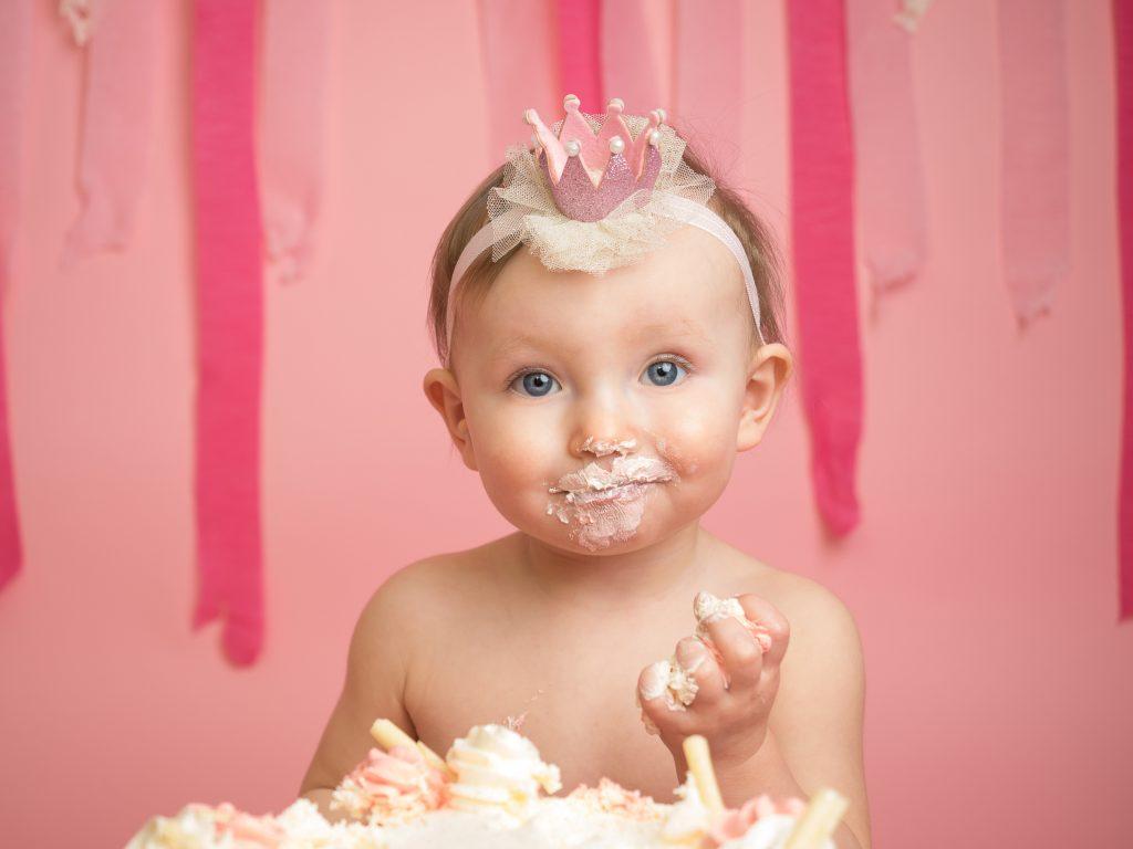 1st birthday Photo shoot essex