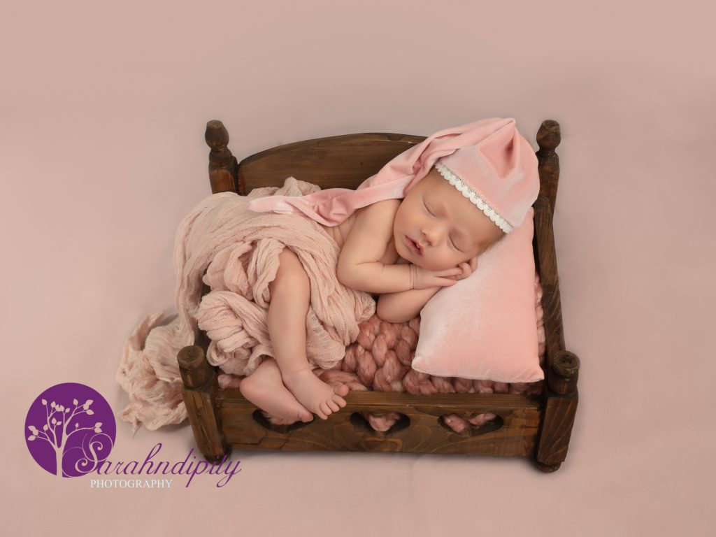 Newborn Photography sessions at home